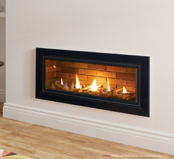 Infinity 890BF Gas Fire
