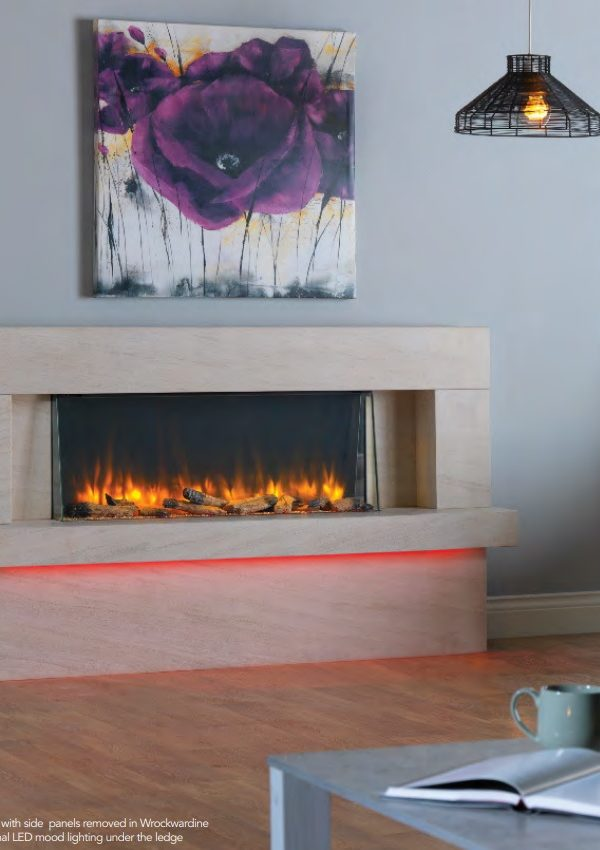 Infinity 890e Electric Fire