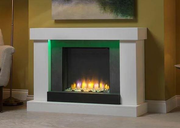 Katell Italia Eco 46″ Valenza Electric Fire