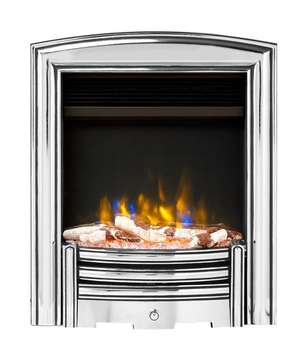 Katell Sicily Electric Inset Fire