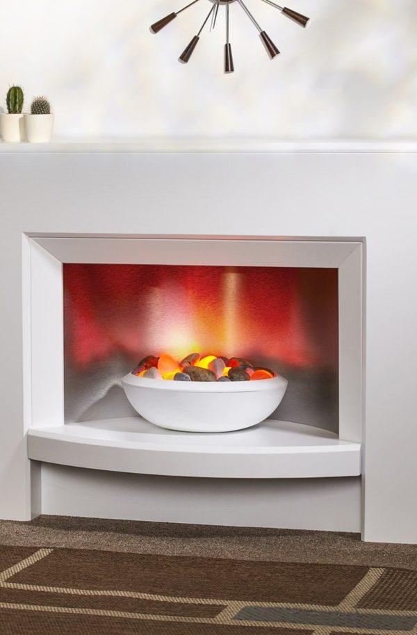 Katell Suncrest 42″ Stockeld Electric Fire