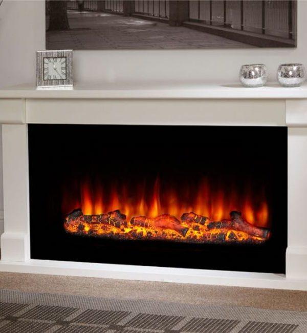 Katell Suncrest 48″ Bradbury Electric Fire