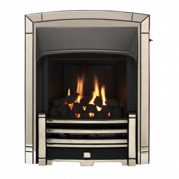 Valor Masquerade Balanced Flue Full Depth Convector Inset Gas Fire