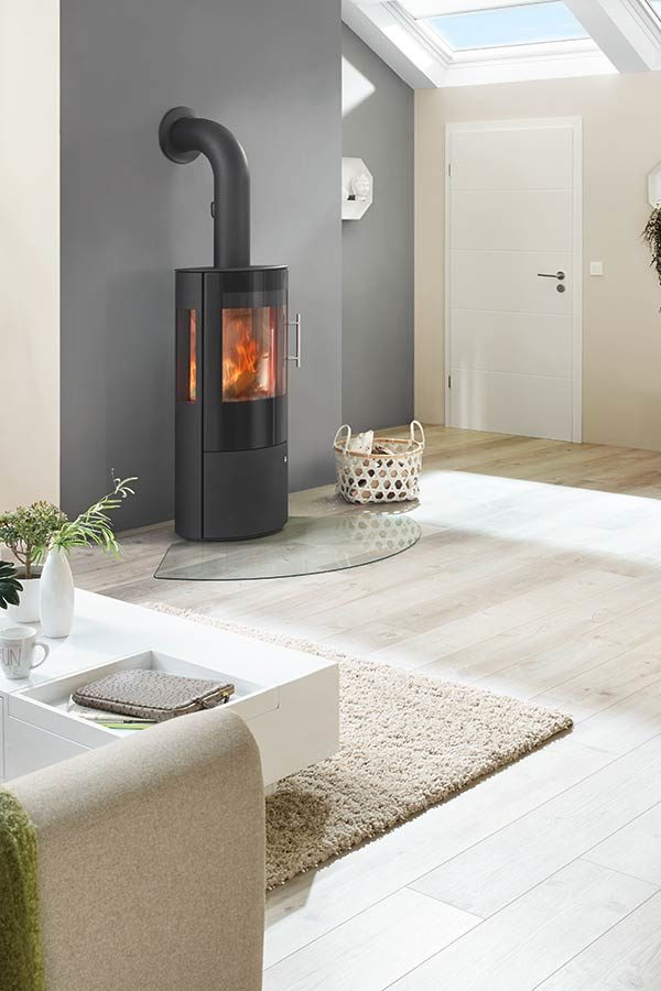 The Penman Collection Olsberg Draco Wood Burning Stove