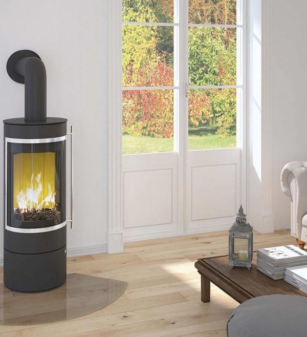 The Penman Collection Olsberg Pular Wood Burning Stove