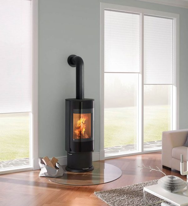 The Penman Collection Olsberg Virgo Wood Burning Stove