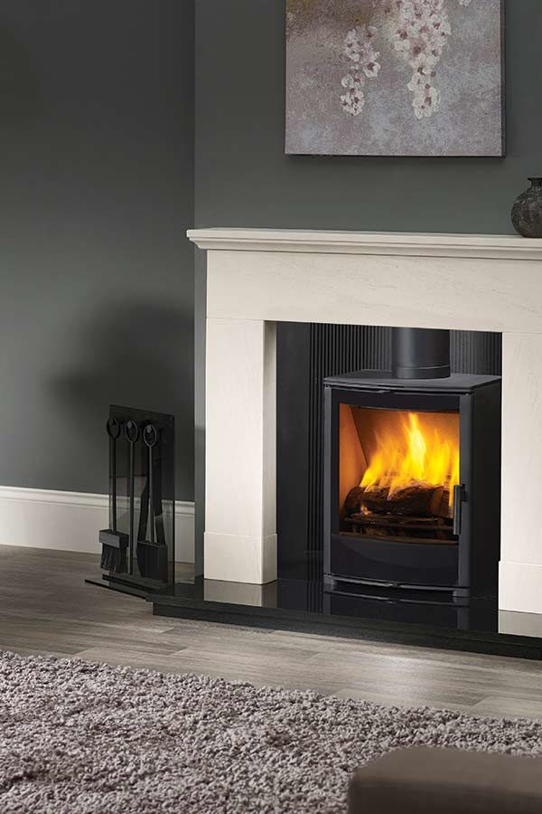 The Penman Collection Panamera Wood Burning Stove
