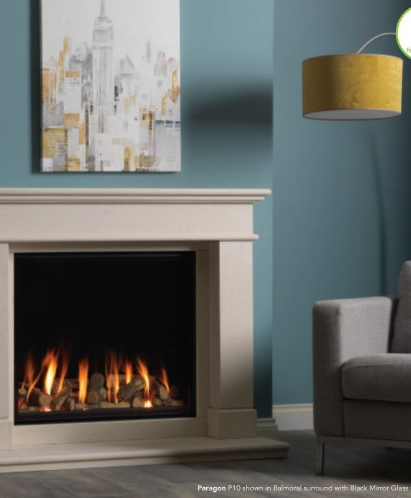 Paragon P10 Series Gas Fire