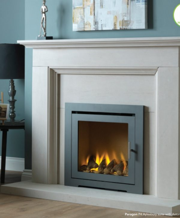 Paragon P4 Series Gas Fire