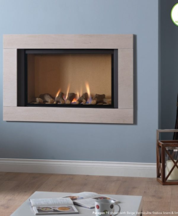 Paragon P8 Series Gas Fire