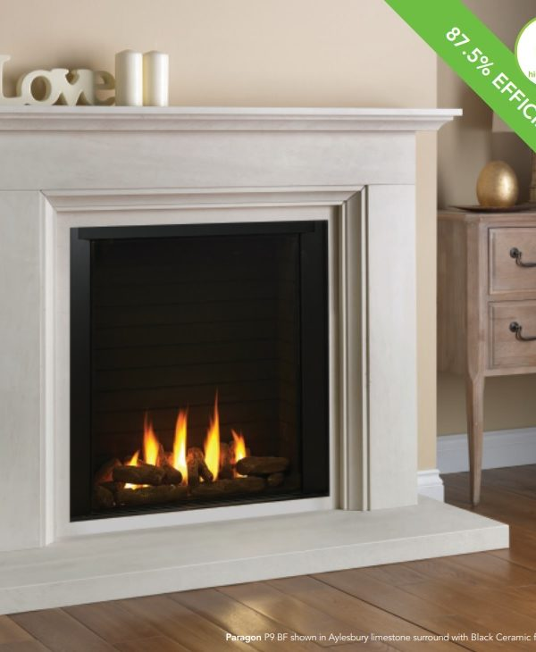 Paragon P9 BF Series Gas Fire