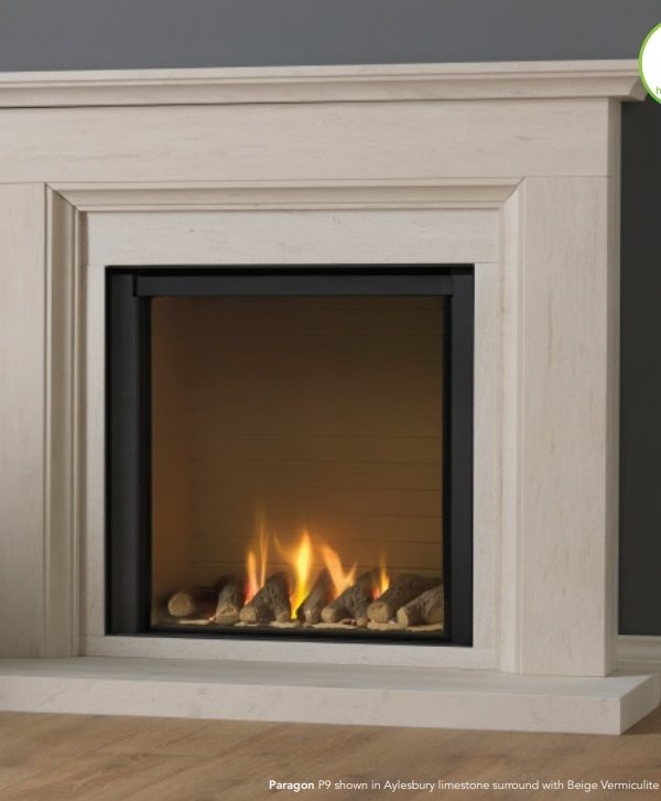 Paragon P9 Series Gas Fire
