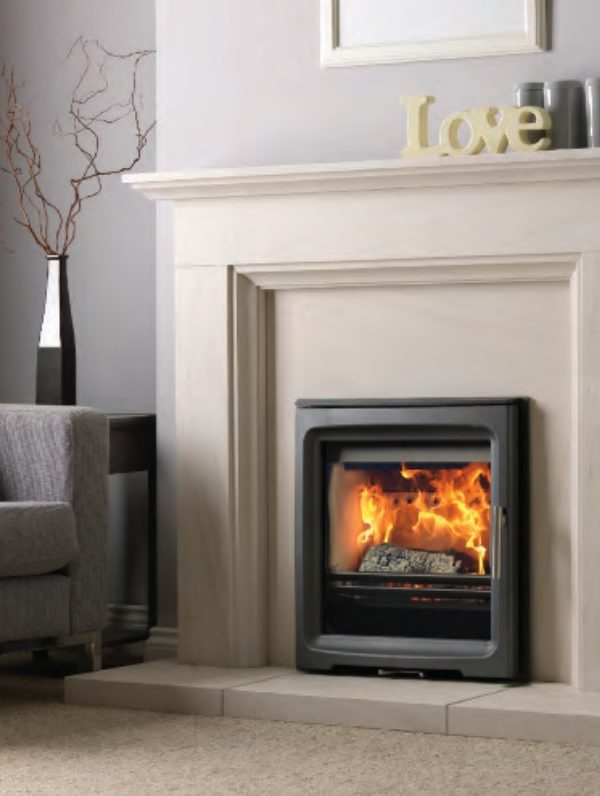 Purevision PV5iW Multifuel Stove