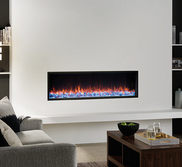 Stovax & Gazco eReflex 135R Inset Electric Fires