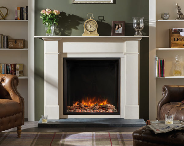 Stovax & Gazco eReflex 75R Inset Electric Fires