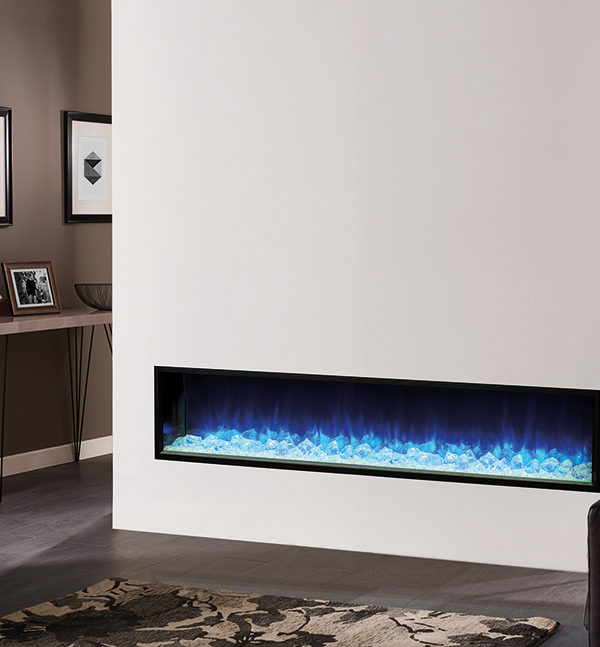 Stovax & Gazco eReflex 195R Inset Electric Fires