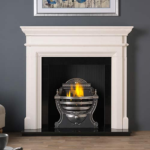 The Penman Collection Agean Limestone Teramo Mantel