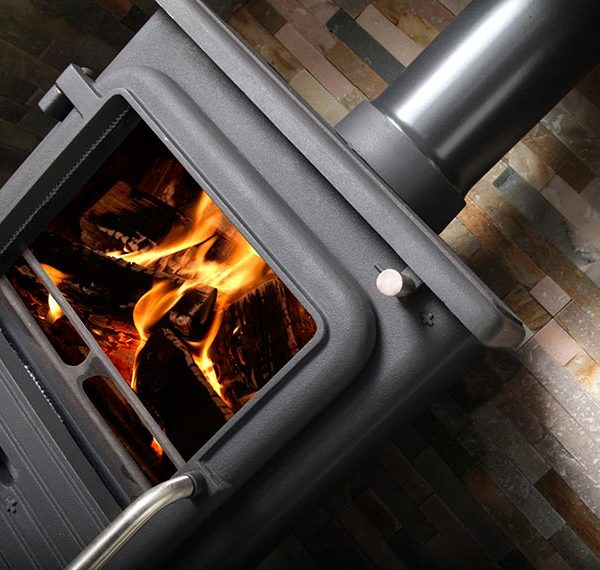The Penman Collection Vega 100 Multifuel Cleanburn Stove