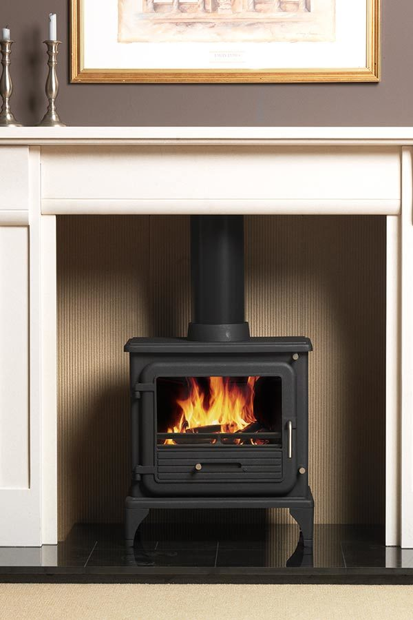 The Penman Collection Vega 200 Mutlifuel Cleanburn Stove