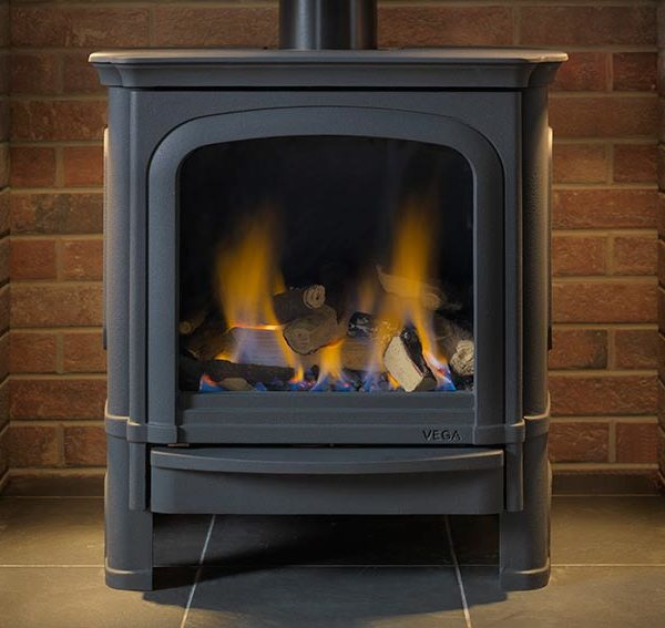 The Penman Collection Vega B7/C7 Balanced Flue Gas Stove