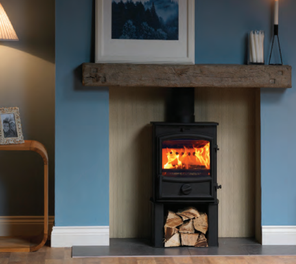 Fireline FX5 & FP5 Multi-Fuel Stoves