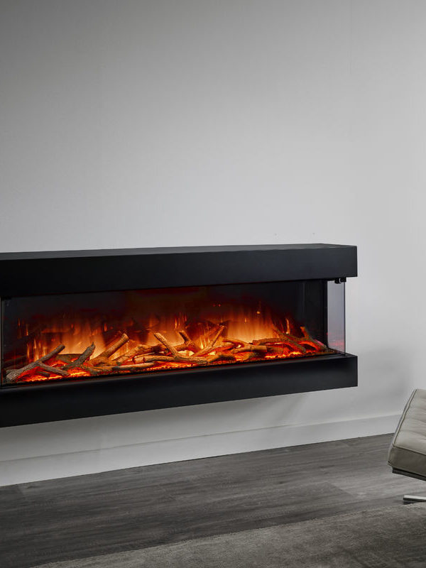Flamerite Fires Luca 1500 Wall Mounted Electric Fire
