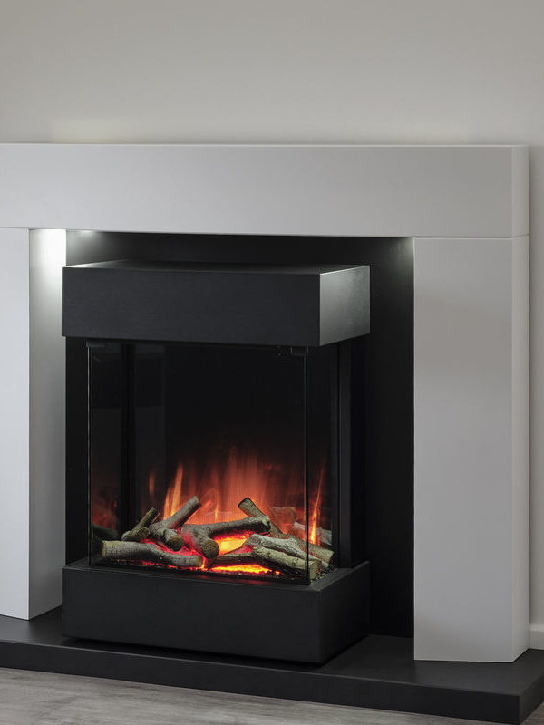 Flamerite Fires Luca 450 Freestanding Electric Fire