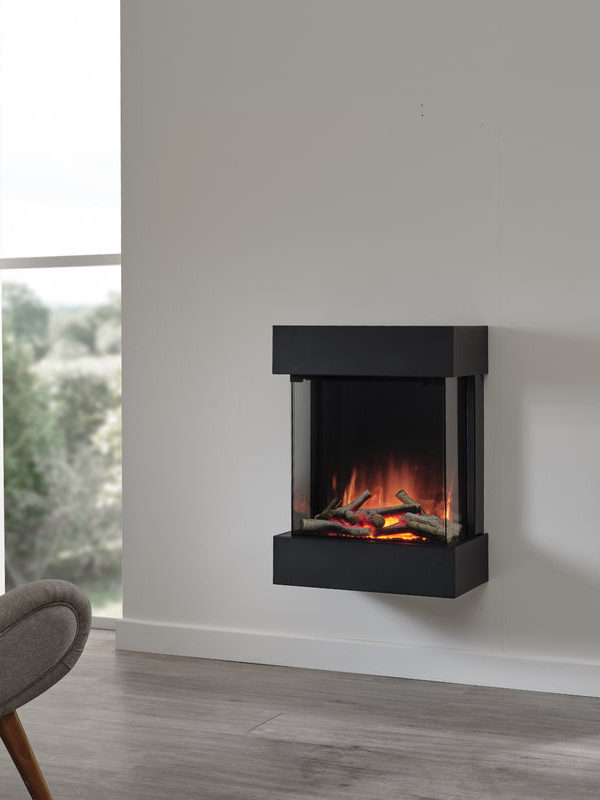 Flamerite Fires Luca 450 Wall Mounted Electric Fire