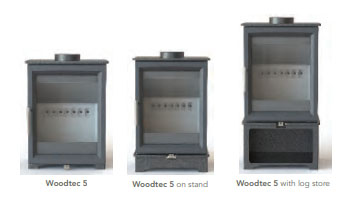 Fireline Woodtec 5 Wood-Burning Stoves