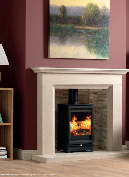 Fireline Woodtec 5 Wood-Burning Stoves